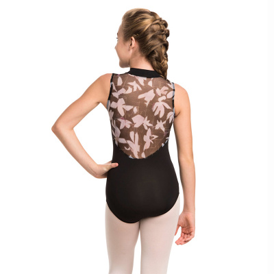 Ainsliewear Child's Floating Flower Leotard