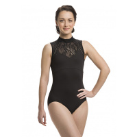 Ainsliewear Brittany Leotard with Kara Lace