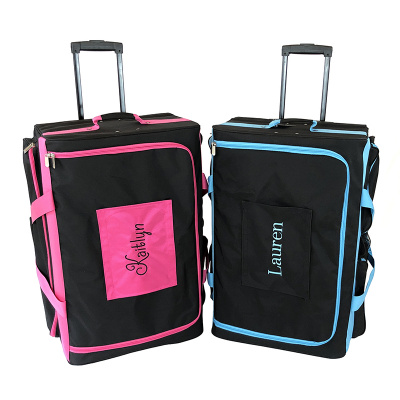 Backstage TravelRack Bag Personalization