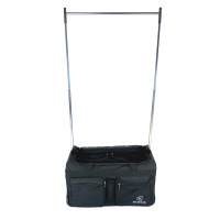 Backstage TravelRack Performance Bag - Black