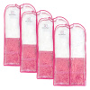 Backstage Gusseted Garment Bag - Pack of Four 1