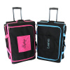 Backstage TravelRack Performance Bag - Black/Turquoise 4