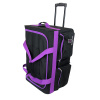 Backstage TravelRack Performance Bag - Black/Purple 1