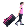 Backstage TravelRack Performance Bag - Black/Purple 3