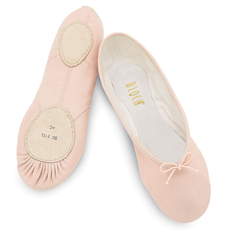 Bloch Prolite Ii Canvas Ballet Slippers