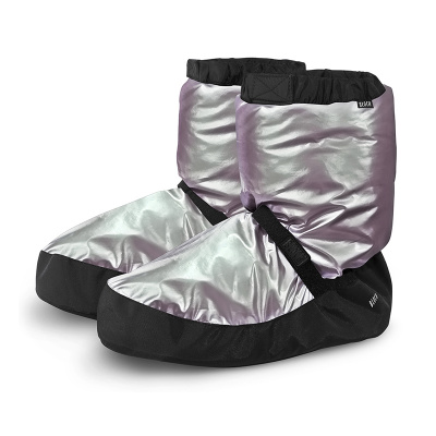 Bloch Adult Metallic Warmup Booties