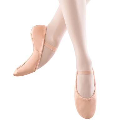 Bloch Dansoft Child's Ballet Slippers - Pink