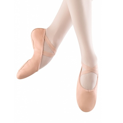 Bloch Prolite II Leather Ballet Slippers