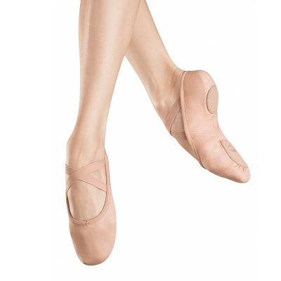 Bloch Zenith Adult Ballet Slippers - Pink