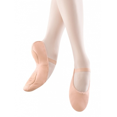 Bloch Dansoft Child's Split Sole Ballet Slippers