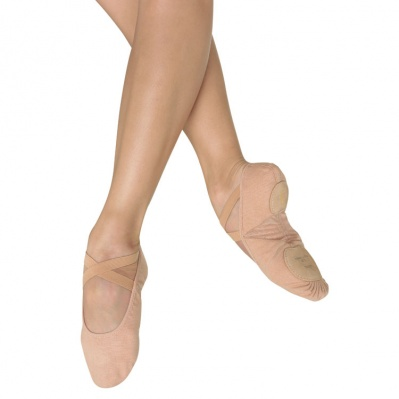Bloch Pro Arch Ballet Slippers