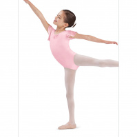 Bloch Childs Tulip Sleeve Leotard