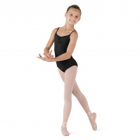 Bloch Childs Seamed Camisole Leotard