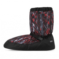 Bloch Adult Patterned Warmup Booties