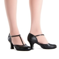 Bloch Splitflex Character Shoes - Black