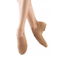 Bloch Phantom Womens Jazz Shoes - Tan