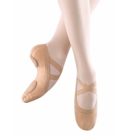 Bloch Synchrony Childs Ballet Slippers