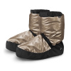 Bloch Adult Metallic Warmup Booties 2