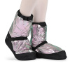 Bloch Adult Metallic Warmup Booties 1
