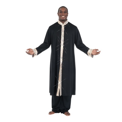 Body Wrappers Stained Glass Praise Robe