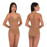 Body Wrappers Adult Camisole Convertible Body Brief
