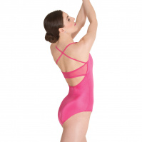 Body Wrappers Adult Mesh Inserts Camisole Leotard