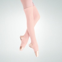 Body Wrappers 27 Stirrup Legwarmers
