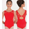 Body Wrappers Adult Lace Bodice Tank Leotard