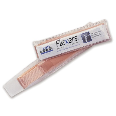Bunheads Flexers Professional Pointe Shoe Ribbon