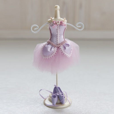 Bunheads 8 Ballerina Jewelry Holder
