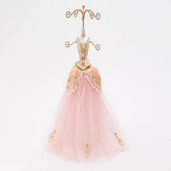 Bunheads 12 Ballerina Jewelry Holder