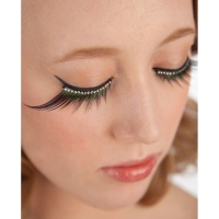 Bunheads Wing Lashes with Stones