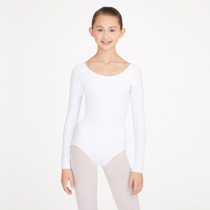Child Mystique Long Sleeve Leotard - Discount Dance Supply