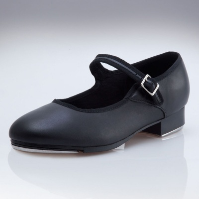 Capezio Adult Mary Jane Tap Shoes - Black