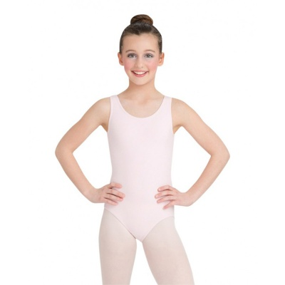 Capezio Child's High-Neck Tank Leotard