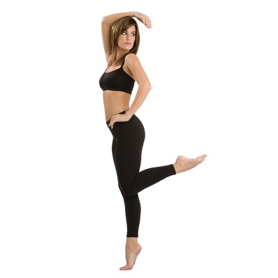 Capezio Adult Low-Rise Ankle Leggings