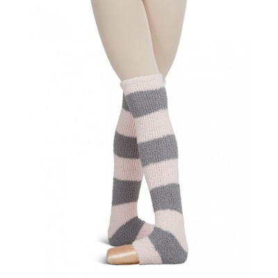 Capezio Adult Striped Legwarmers