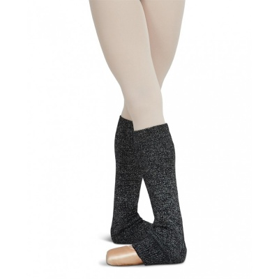 Capezio Adult Metallic Sheen Legwarmers