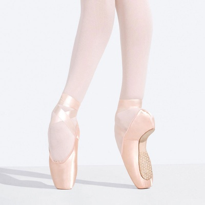 Capezio Developpe #3 Shank Pointe Shoes