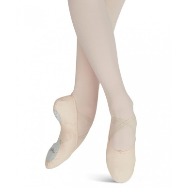 Capezio Child's Juliet Canvas Ballet Slippers