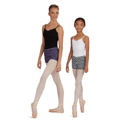 Capezio Hipster Shorts