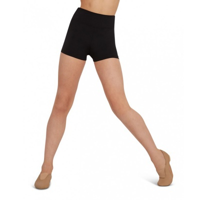 Capezio Girl's High Waisted Shorts