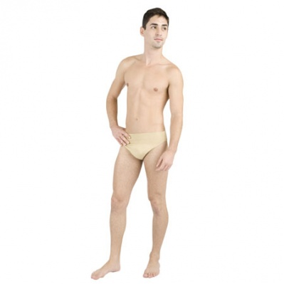 Capezio Reinforced Front-Lined Thong Dance Belt