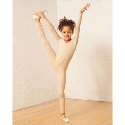 Capezio Child's Long-Sleeve Unitard