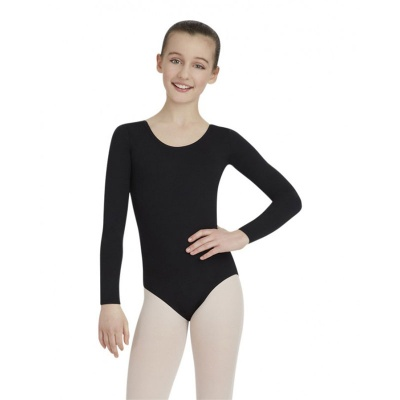 Capezio Child's Long-Sleeve Leotard