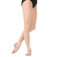 Capezio Ultra Soft Adult Footless Tights