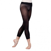 Capezio Ultra Soft Girls Hip Rider Capri Tights