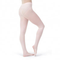 Capezio Ultra Soft Self Knit Waistband Adult Transition Tights