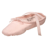 Capezio Womens Pro Canvas Ballet Slippers