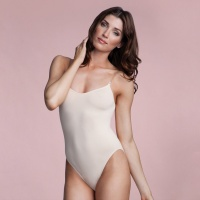 Capezio Camisole Leotard w/Clear Transition Straps